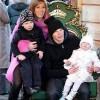 Аршавин с семьей