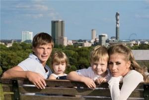 Еще одно семейное фото